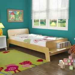 Arlo Twin Bed