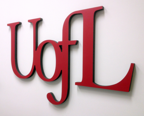 Office Wall Letters